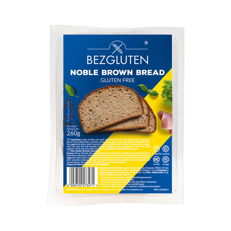Nobel Brown Bread