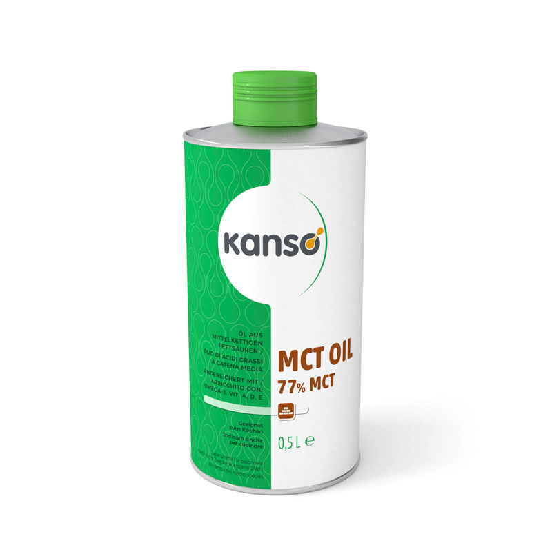 Kanso Oil Mct 77%